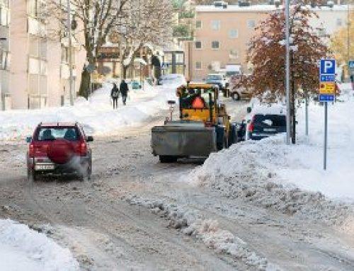 """Parkplatz als """"Weg"""" – Grenzen der Räum- und Streupflicht"""